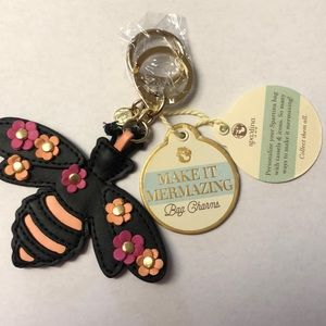 Spartina449 bag charm/key chain